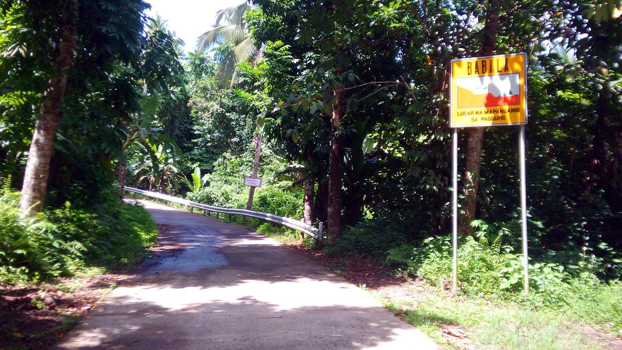 The Novice Trekker Tayak Hill 560 Masl Bunga Falls
