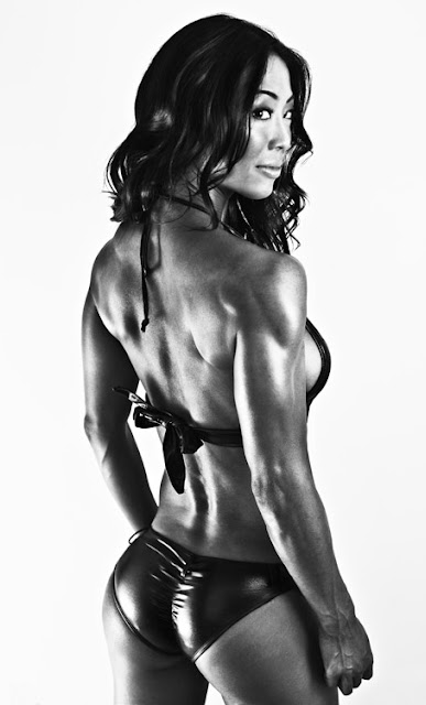 Christine Chou - Fitness Beauty
