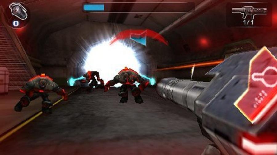 Daftar Kumpulan Game 3D FPS Tembak Tembakan Di PSP PPSSPP (Gameplay) : N.O.V.A