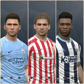 PES 2017 pte patch 6.1 latest transfer by Osama Mohammad Mistarihi