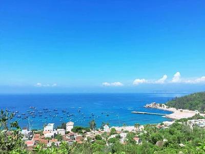 Cu Lao Xanh ( Blue Land )