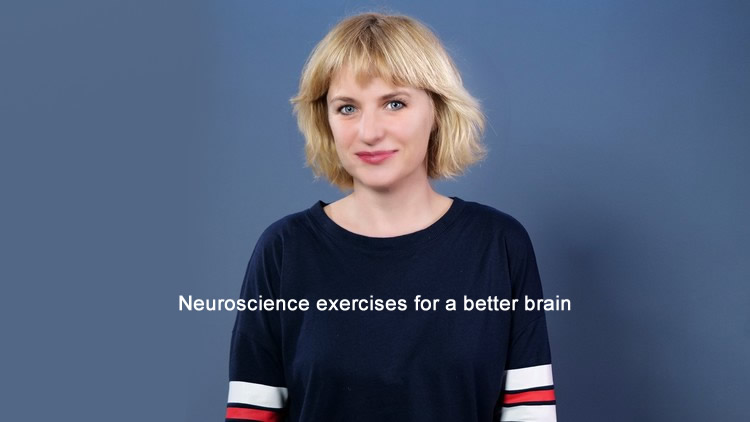 Neuroscience exercises for a better brain