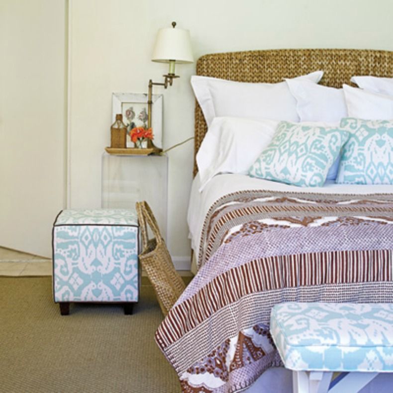 Dunmore beach club bedroom