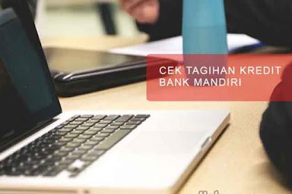 Cara Cek Tagihan Kartu Kredit Mandiri Lewat HP dan ATM
