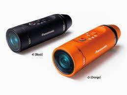 Panasonic Introduces Cam Action HX-A1 Camera