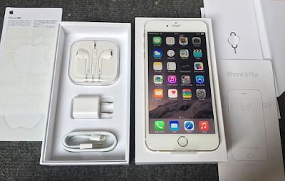 Bộ iPhone 6 plus lock 64gb chính hãng