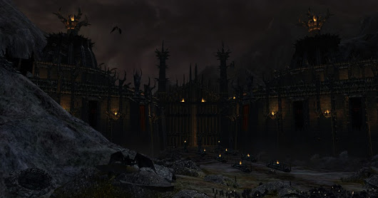 LOTRO's Dulgabeth teaser: one trailer to save it all