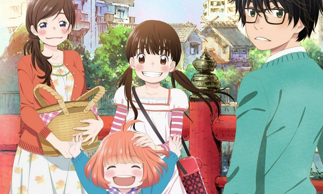 3-gatsu no Lion Subtitle Indonesia