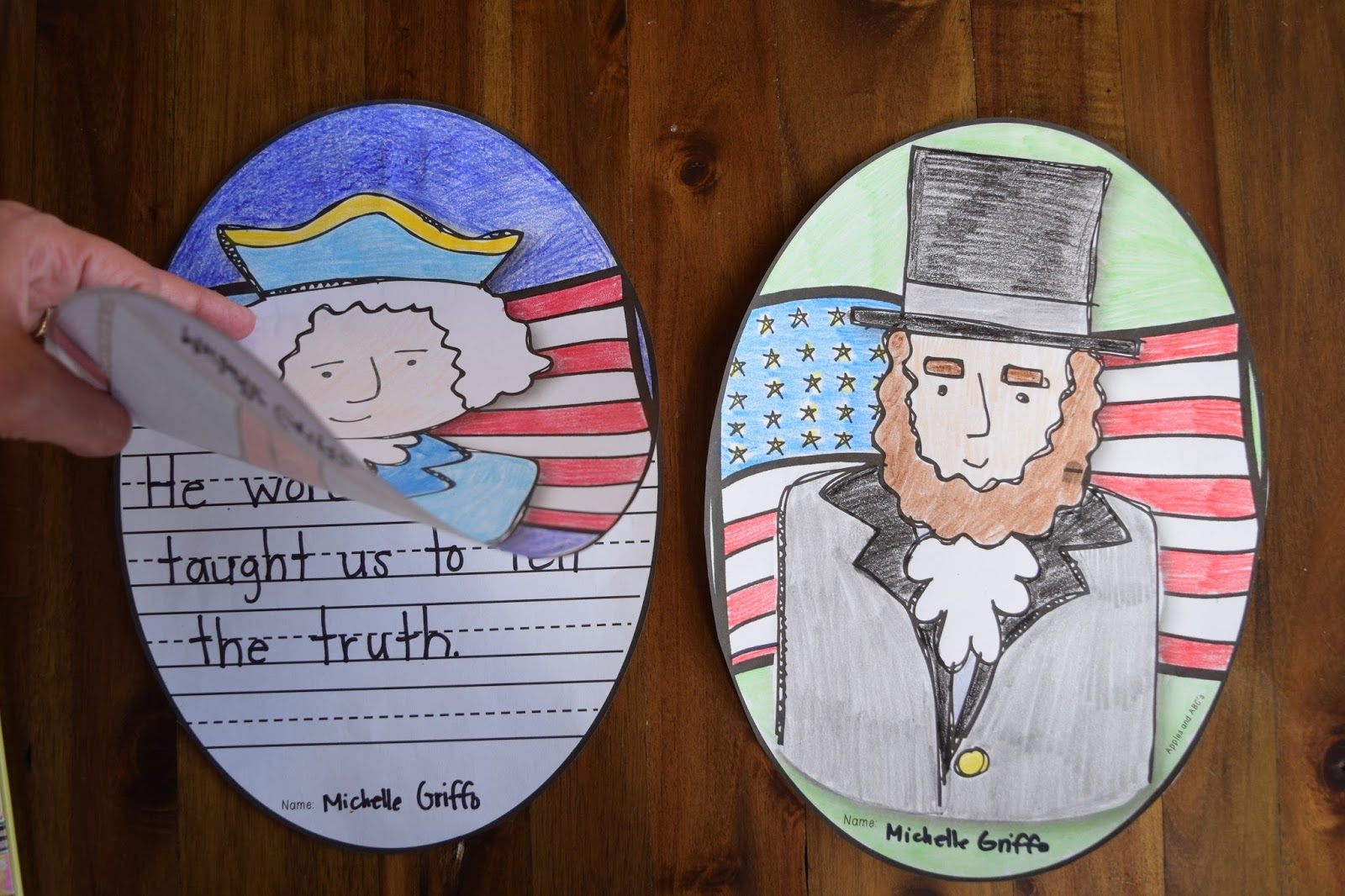 Presidents Day Craftivity
