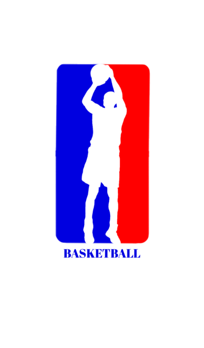basketball tricolor