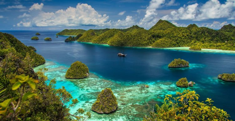 5 Geopark Terindah Di Indonesia Diakui Unesco World Is Ours