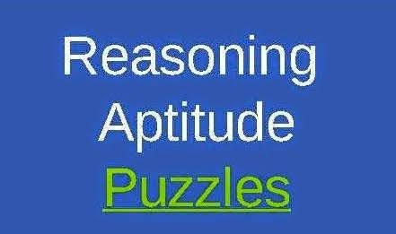 PUZZLES ALL NOTES WITH SOLVED EXAMPLE