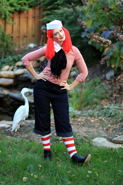 Harris Sisters GirlTalk: DIY Raggedy Andy Halloween Costume
