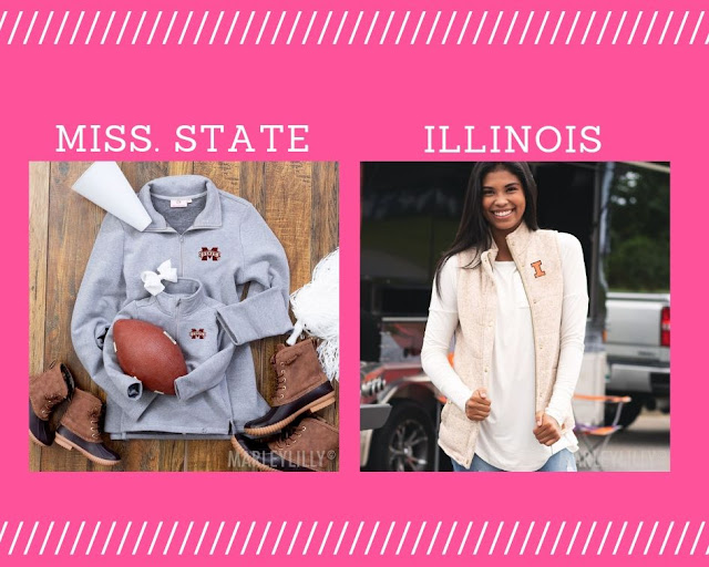 marleylilly illinois clothing