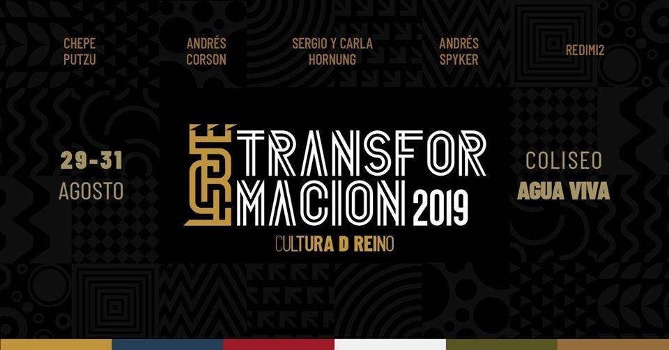 Calendario Agosto 2019 Peru.Transformacion 2019 En Lima Peru 29 Al 31 De Agosto 2019
