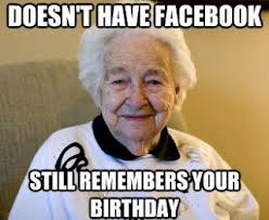 best funny birthday memes