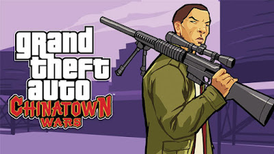 Download Game Android Gratis Grand Theft Auto : Chinatown Wars apk + obb
