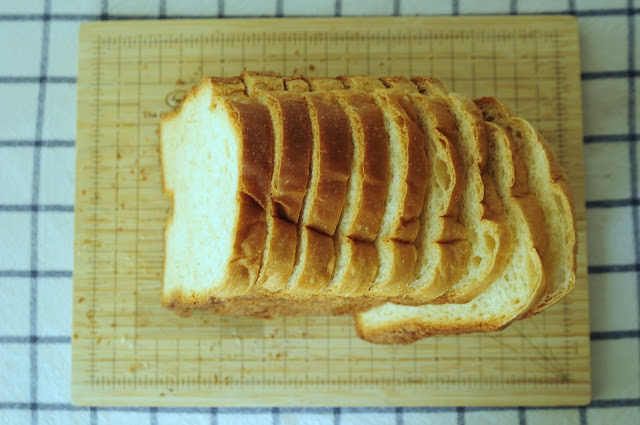 Basic Sweet Soft Bread