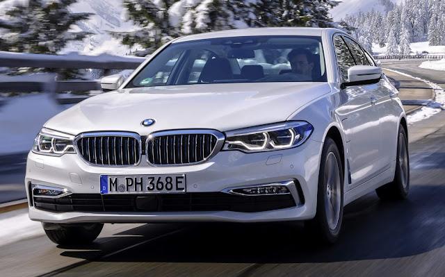 BMW Série E Híbrido