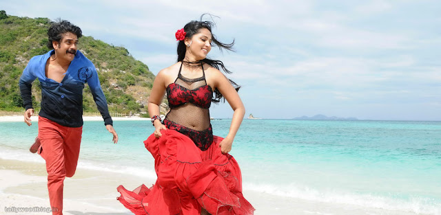 Anushka Damarukam movie latest stills