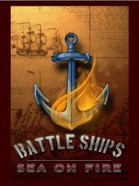 Battleships Sea On Fire jar