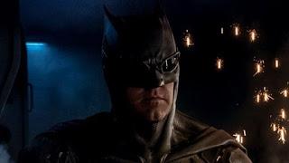 liga de la justicia: primera imagen del traje tactico de batman