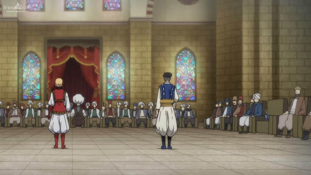 انمي Shoukoku no Altair بلوراي مترجم 1080p أون لاين تحميل و مشاهدة مباشرة