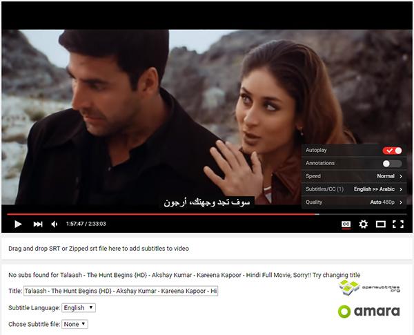 هكذا تجد الترجمة العربية على كافة فيديوهات اليوتيوب T3