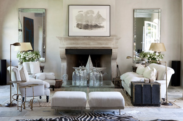 A Room Fit For An Archer: Bloggers Beautiful Abodes.........Vicki Of French Essence