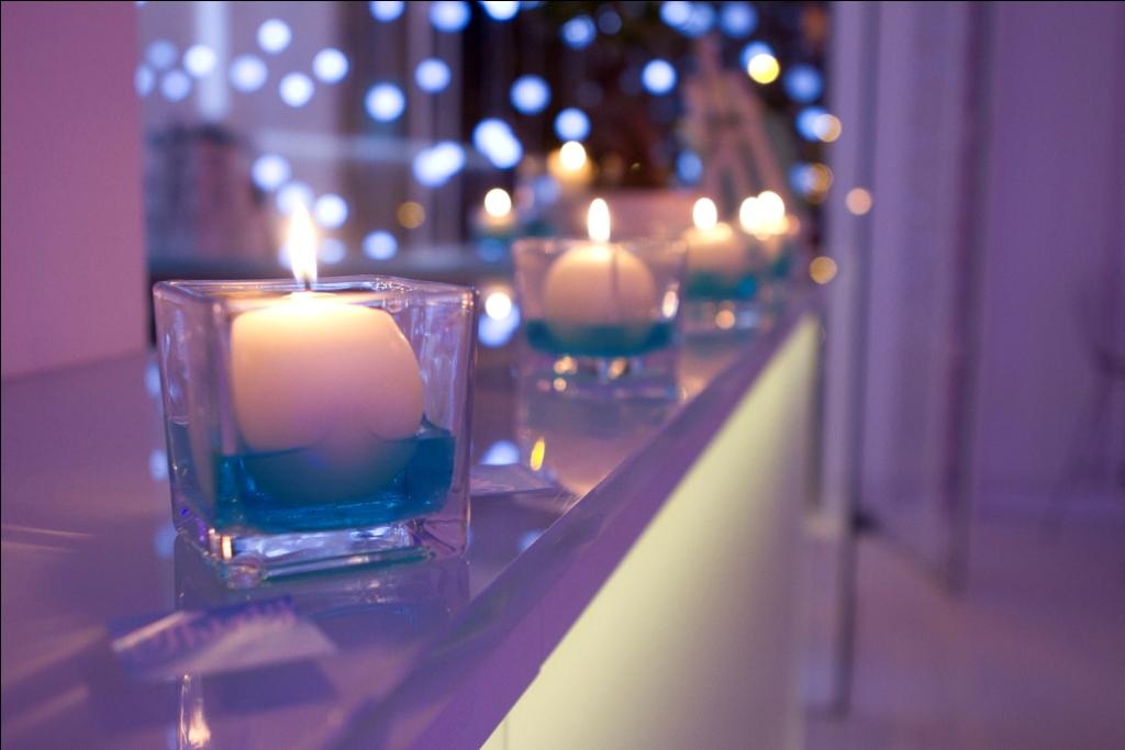 D day gift blu tiffany per i 30 anni di nicole for Decorazioni feste