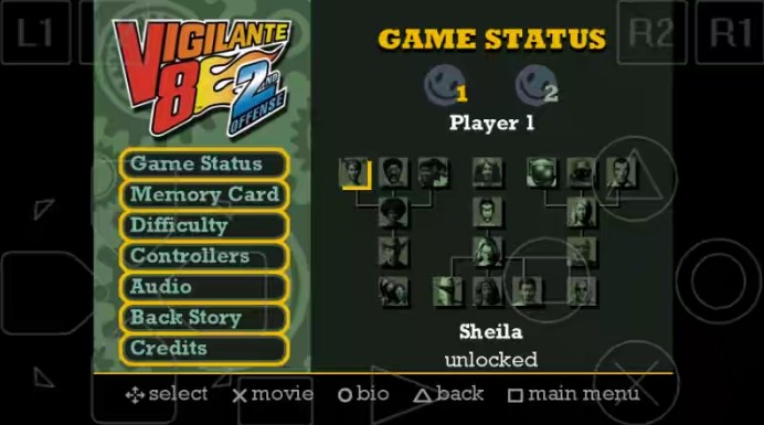 Download Game Vigilante 8 2nd Offense Iso PPSSPP