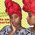 Tutorial: como amarrar turbante em cabelo curto ou raspado