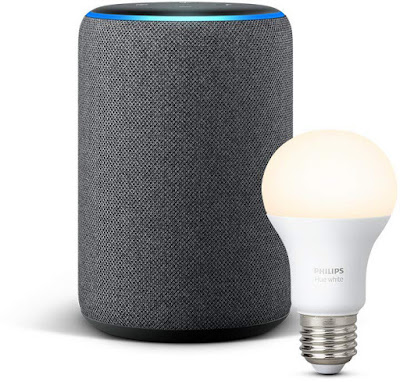 Echo Plus (2nd Gen) + Philips Hue White