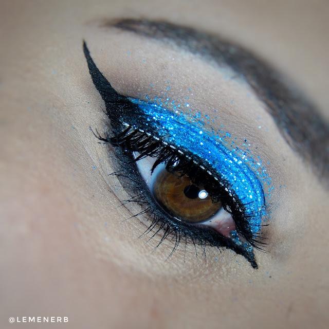maquiagem-com-glitter