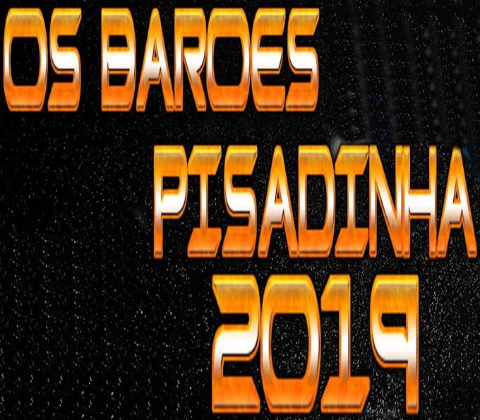 OS BAROES DA PISADINHA - CD COMPLETO 2019 (JACA CDS)
