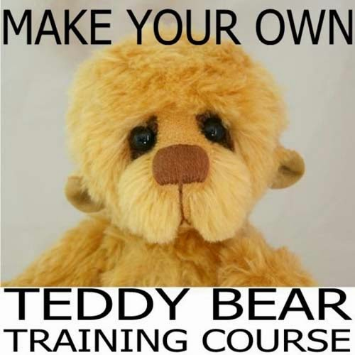 Teddy bear making training course