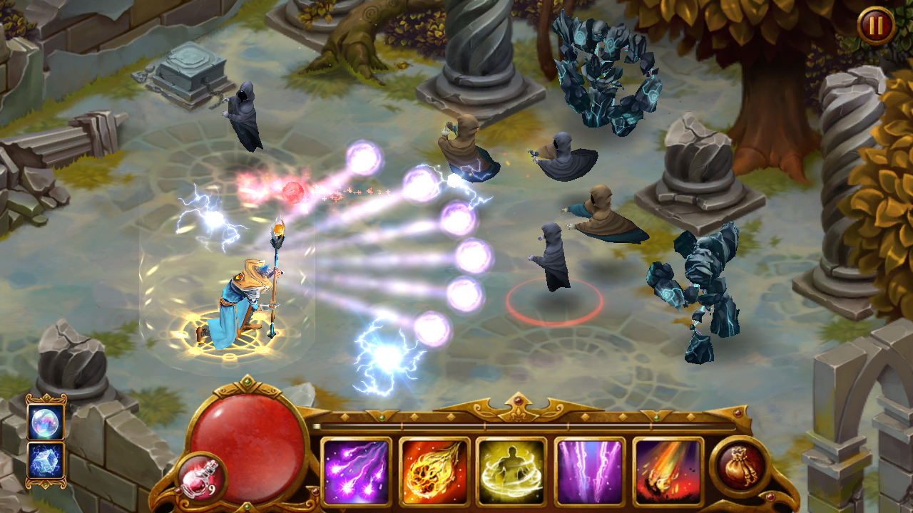Guild of Heroes fantasy RPG MOD APK terbaru
