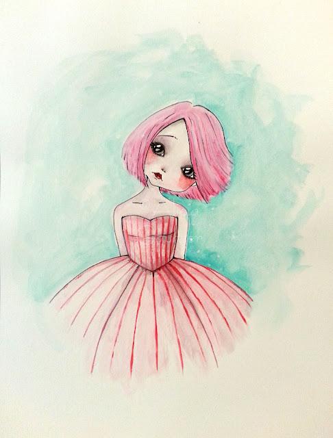 Alicia G illustration - dessin crayon graphique encre & pigments - Atelier Arts LT37  Tours agglo chambray les tours la riche st cyr sur loire amboise langeais