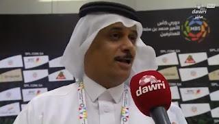 رئيس أحد مُعلقًا على ضرب عبد الغني: زمن أخذ الحق باليد انتهى