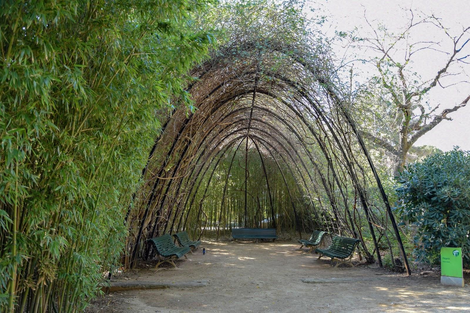 Gaudi Parc Pedralbes