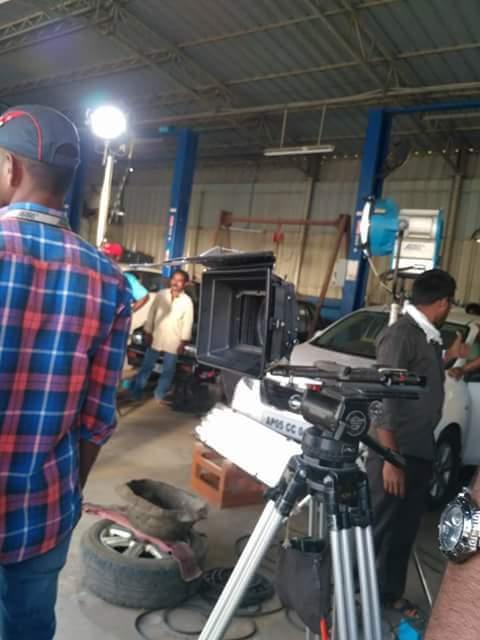 PawanKalyan Katamarauyudu Movie Latest Photos | Katamarayudu Set