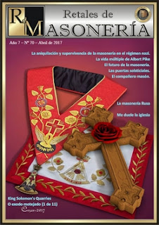 Retales de Masonería 70- Abril 2017
