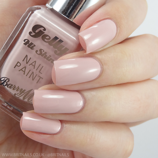 Barry M Pink Lemonade