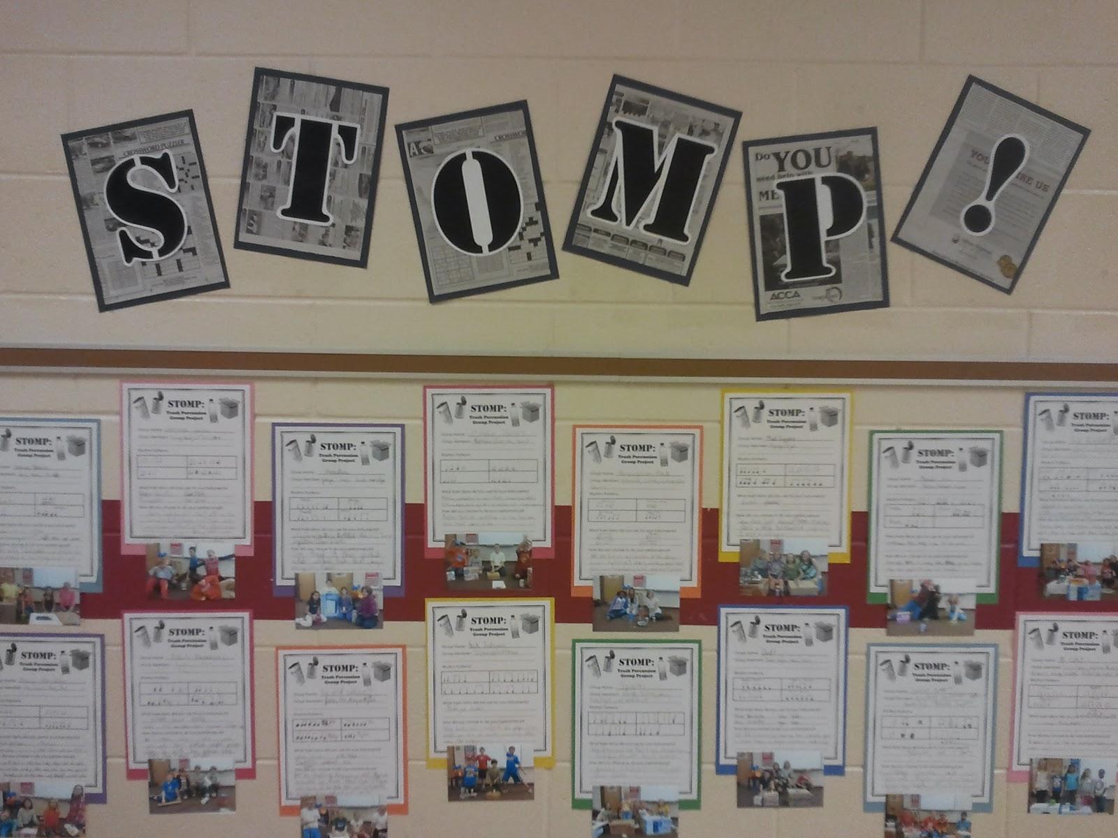 We Music Hses Stomp Display