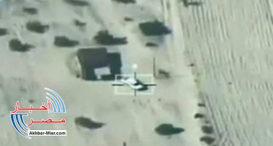 فيديو خطير جدااا ..شاهد لحظة هروب عناصر داعش من رجال الجيش المصري في سيناء
