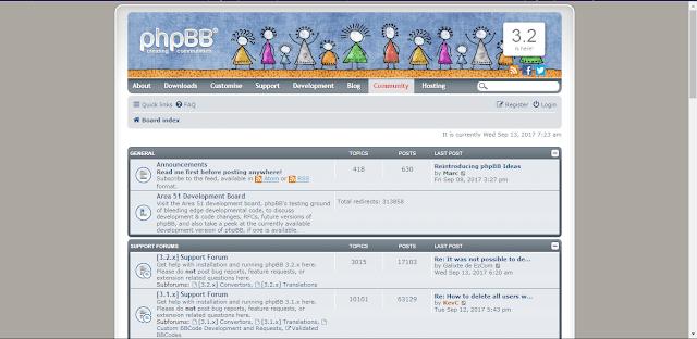 CMS Forum PhpBB