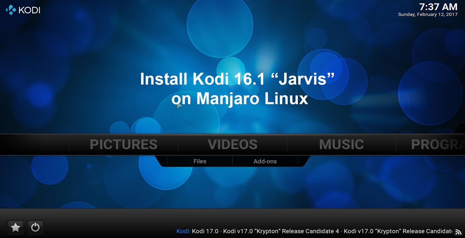where to download kodi 16.1