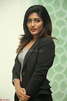 Actress Eesha Looks gorgeous in Blazer and T Shirt at Ami Tumi success meet ~  Exclusive 069.JPG