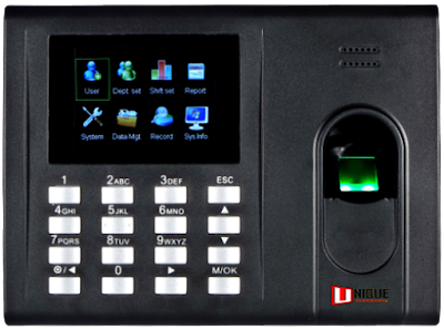 k30pro biometric time attendance system with access control