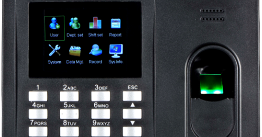 K30pro Biometric Time Attendance and Access Control